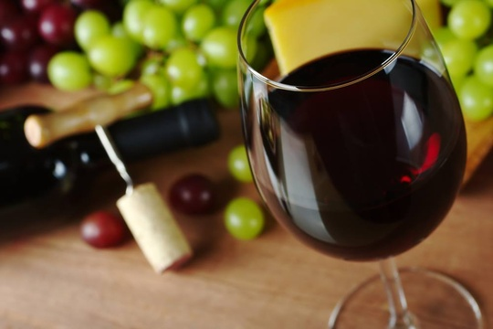 Wine testing events